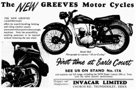 photo of motorcycle ad